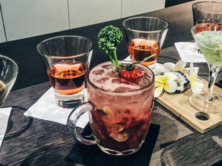 nardini cocktail mixing challenge marina spark